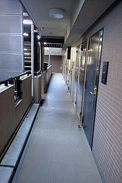 マンション(建物一部)-文京区千駄木3丁目 廊下