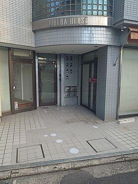 店舗付住宅(建物全部)-高松市伏石町 エントランス