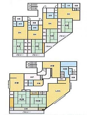 マンション(建物全部)-北葛飾郡松伏町田中1丁目 茂田マンション・ライズプランニング