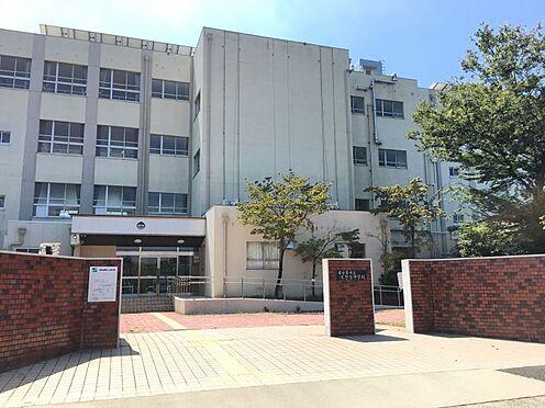 新築一戸建て-名古屋市中川区新家3丁目 はとり中学校 2080m 徒歩約26分