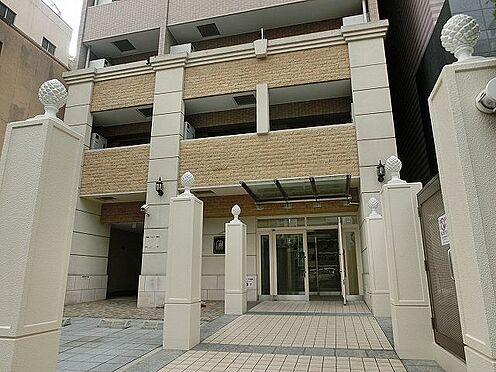 マンション(建物一部)-大阪市中央区島之内1丁目 モダンでオシャレなエントランス。