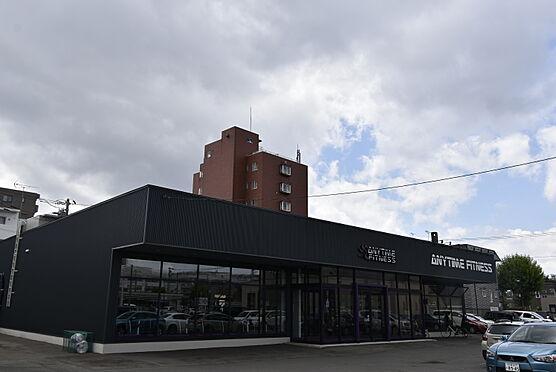 区分マンション-札幌市東区北二十三条東18丁目 エニタイムフィットネス元町店 約350m 徒歩5分