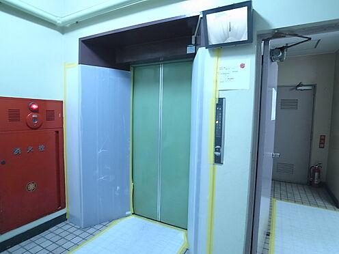 区分マンション-杉並区上高井戸1丁目 エレベーター