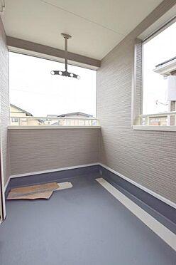 新築一戸建て-仙台市青葉区桜ケ丘5丁目 バルコニー