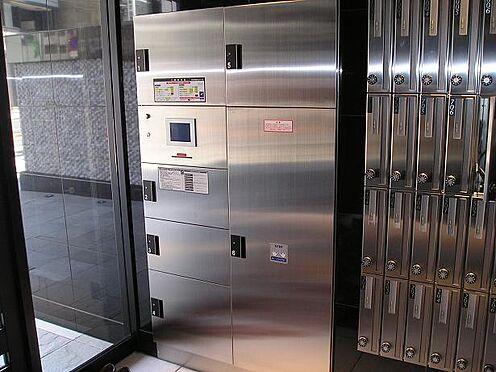 区分マンション-大阪市中央区島町2丁目 宅配ボックスもあって便利です。