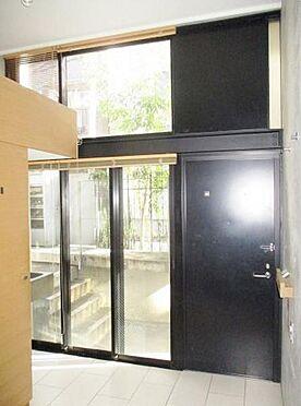 マンション(建物全部)-新宿区中落合2丁目 玄関