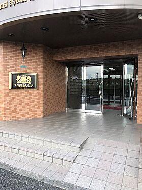 中古マンション-入間市高倉5丁目 エントランス