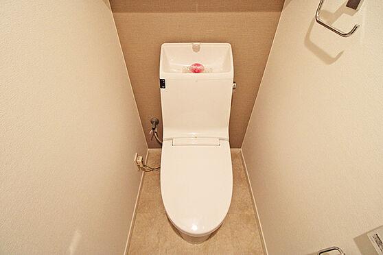 中古マンション-杉並区下高井戸4丁目 トイレ