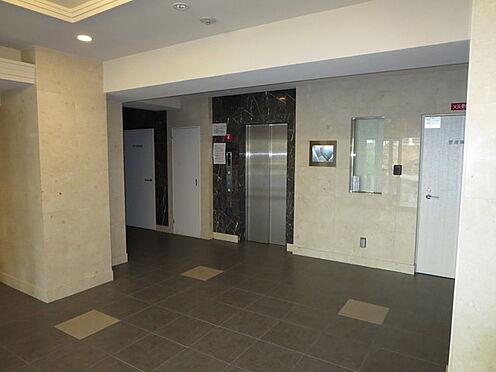 マンション(建物一部)-大阪市中央区南新町2丁目 エレベーターには防犯対策有り