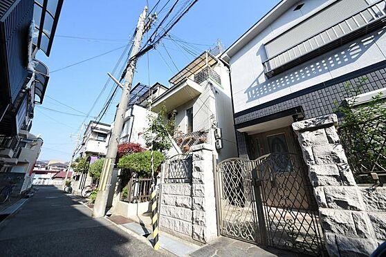 アパート-神戸市長田区宮川町4丁目 前面道路