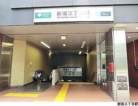 店舗(建物一部)-新宿区新宿2丁目 新宿三丁目駅(現地まで160m)
