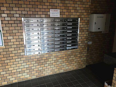 中古マンション-富士見市関沢2丁目 メールボックス