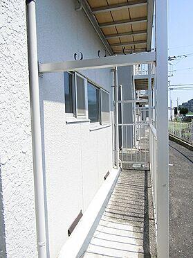 アパート-笠岡市生江浜 1階3DK 物干し