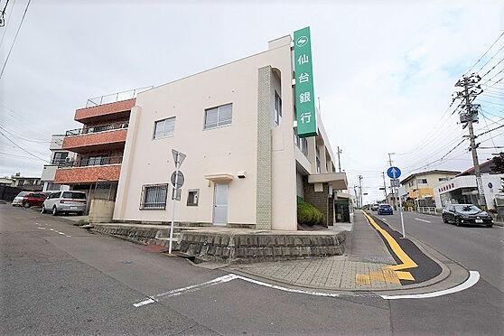 戸建賃貸-仙台市太白区松が丘 仙台銀行八木山支店 約550m
