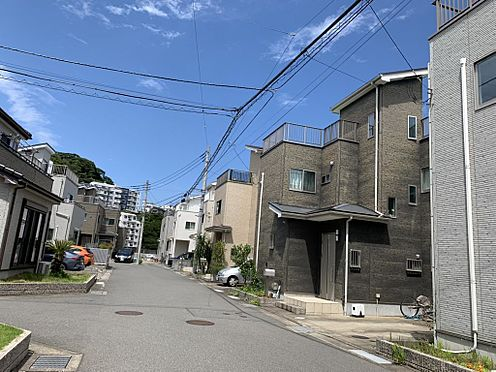 アパート-横須賀市東浦賀2丁目 周辺
