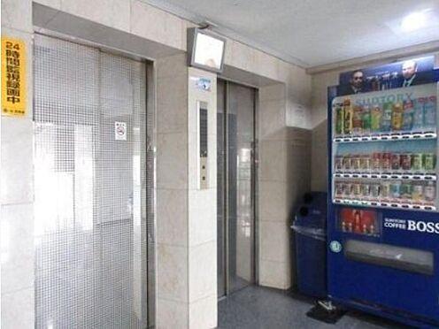 マンション(建物一部)-京都市下京区梅湊町 防犯カメラ搭載のエレベーター