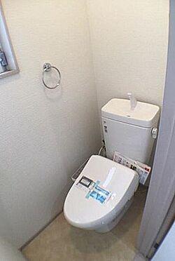 アパート-春日部市西金野井 トイレ