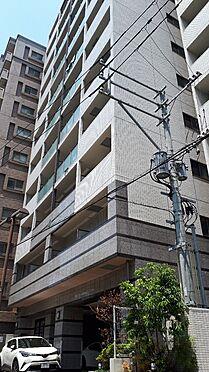区分マンション-福岡市中央区大宮2丁目 タイル張りの外観
