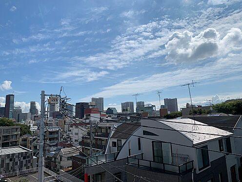 区分マンション-港区高輪2丁目 バルコニーより北東側の眺望