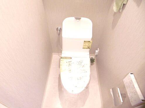 中古マンション-相模原市緑区橋本3丁目 温水洗浄便座付トイレ新規交換