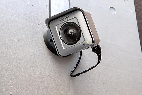 マンション(建物全部)-練馬区平和台2丁目 防犯カメラ有