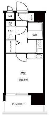 マンション(建物一部)-福岡市博多区博多駅前4丁目 間取り