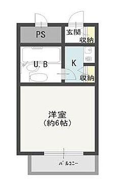 マンション(建物一部)-神戸市中央区生田町1丁目 単身者向け1K
