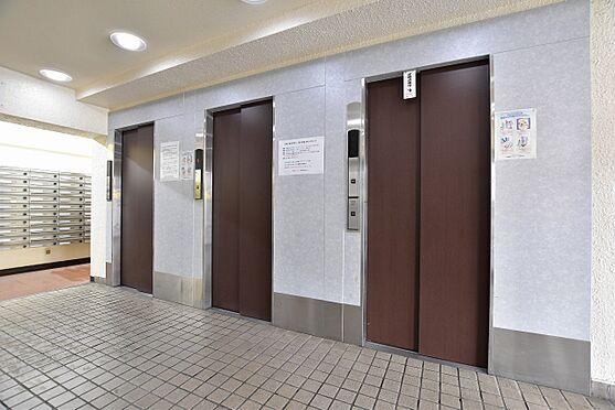 区分マンション-市川市行徳駅前2丁目 エレベーターホール