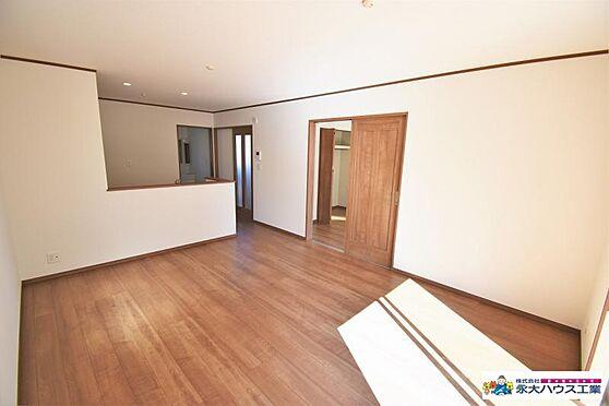 新築一戸建て-仙台市宮城野区福室6丁目 居間