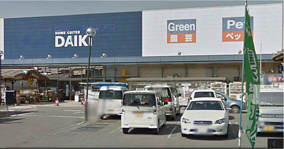 店舗(建物全部)-和歌山市田尻 【ホームセンター】ダイキ 神前店まで1025m