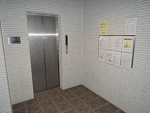マンション(建物一部)-大阪市港区弁天5丁目 防犯カメラ付きのエレベーター