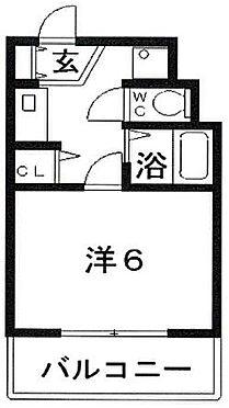 区分マンション-大阪市天王寺区四天王寺1丁目 室内洗濯機置き場あり