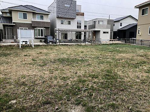 土地-豊田市花園町 敷地面積が広いので、お庭を作ってガーデニングを楽しむのもいいですね!