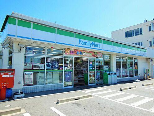 中古マンション-知多市八幡新町3丁目 ファミリーマート知多つつじが丘店まで313m 徒歩4分