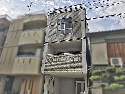 中古一戸建て-大阪市平野区西脇1丁目 外観