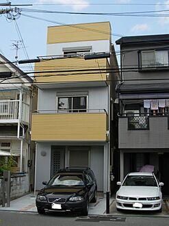推奨プラン:木造3階建住宅