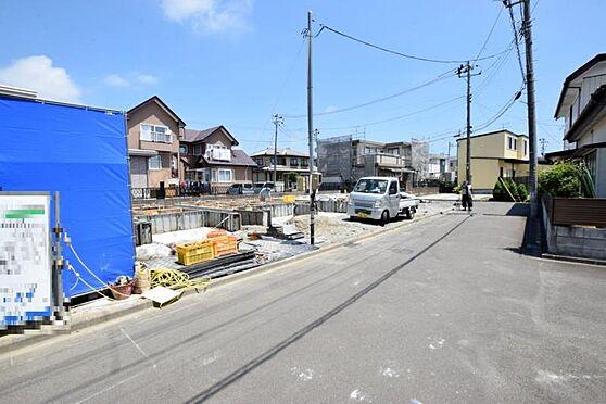 戸建賃貸-仙台市太白区中田2丁目 外観