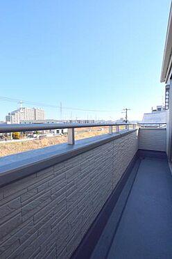 戸建賃貸-仙台市泉区八乙女中央4丁目 バルコニー
