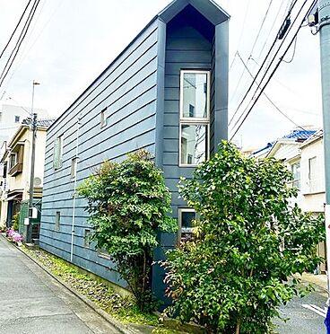 アパート-新宿区富久町 北側