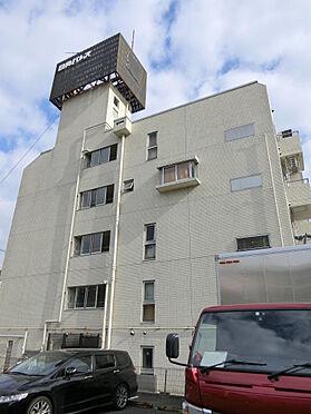 マンション(建物一部)-新宿区上落合1丁目 西側からのマンション画像