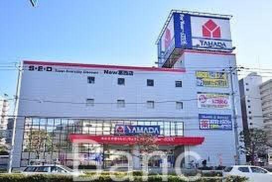 中古マンション-江戸川区北葛西4丁目 ヤマダ電機テックランドNew葛西店 徒歩8分。 620m