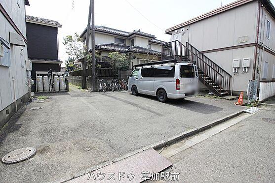 店舗・事務所・その他-川越市宮元町 愛車を停められる駐車場ございます♪