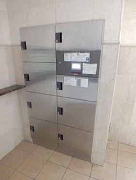 マンション(建物一部)-大阪市西区京町堀2丁目 宅配ボックス完備