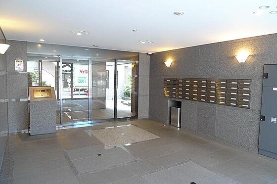 マンション(建物一部)-大田区西糀谷4丁目 共用部 安心のモニター付きオートロック