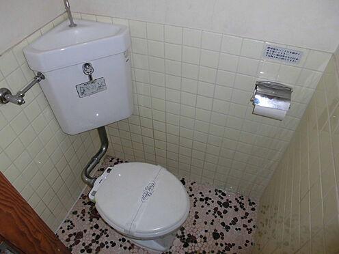マンション(建物全部)-鹿児島市上荒田町 トイレ