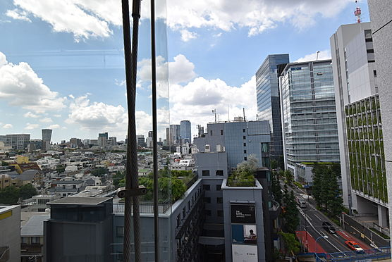 中古マンション-渋谷区神宮前2丁目 南西側眺望