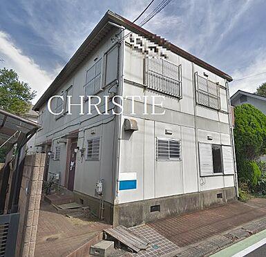 アパート-松戸市新松戸 外観