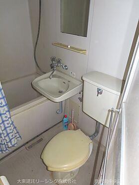 ビル(建物全部)-姶良市加治木町本町 2階201バス・トイレ