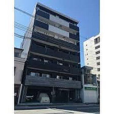 マンション(建物一部)-京都市下京区上五条町 外観