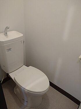 中古マンション-上尾市柏座1丁目 トイレ